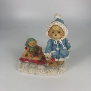 Cherished Teddies A Special Friend Warms The Seaso